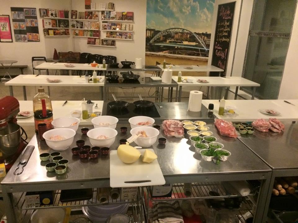 Corso base di cucina in 12 lezioni nuova edizione mind scuola di cucina roma - Corso base di cucina ...