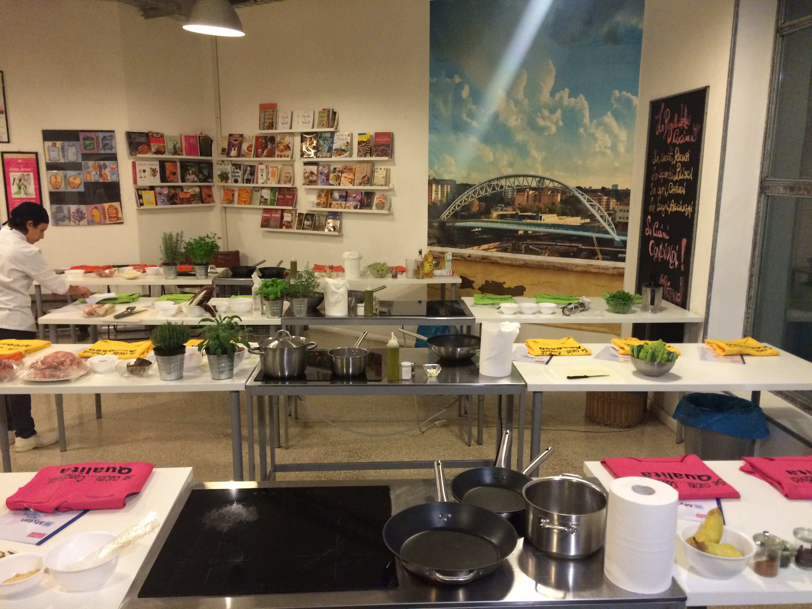 Corso base di cucina a roma in 12 lezioni - Corso base di cucina ...