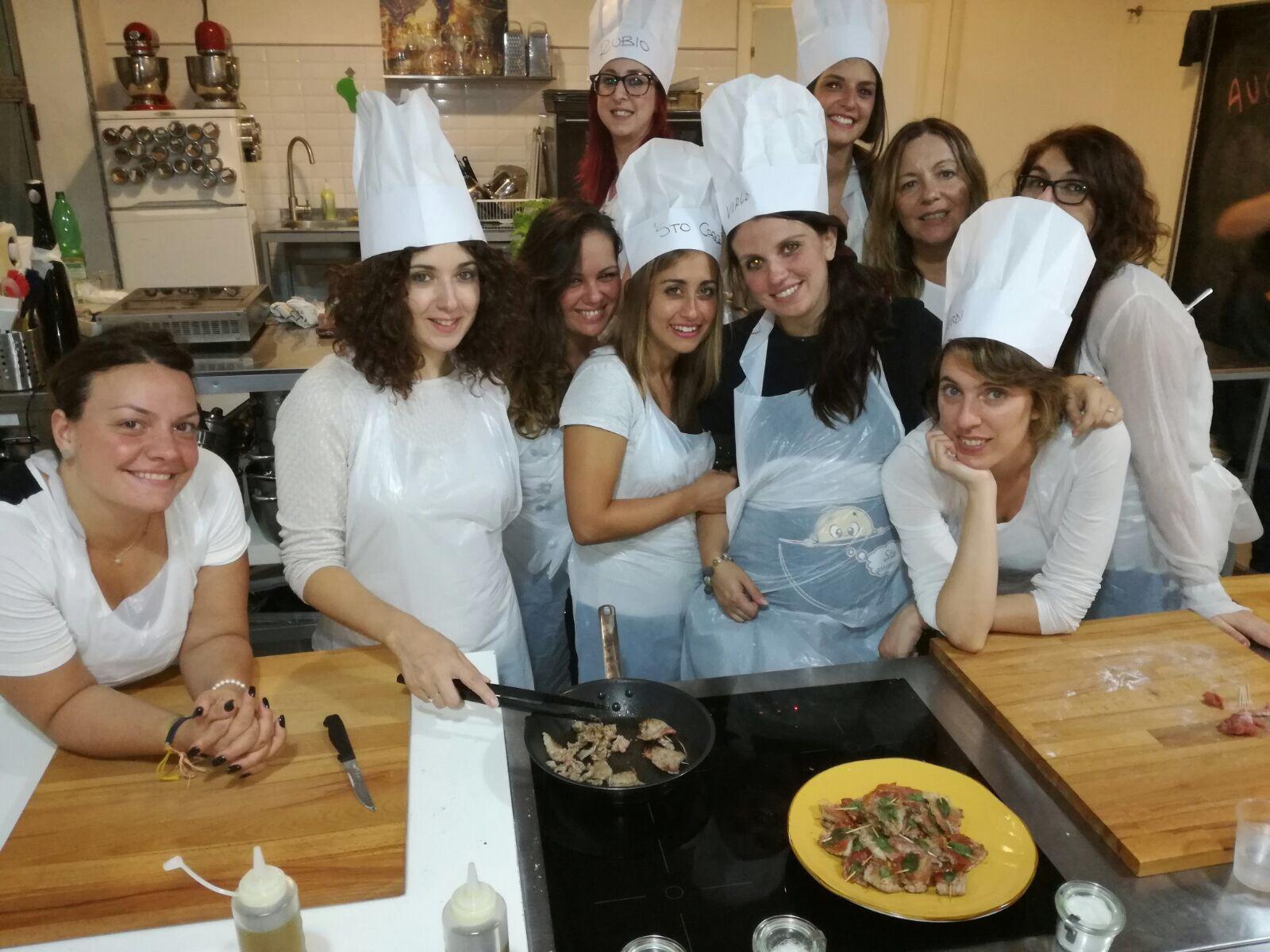 Cooking party la tua festa in cucina mind scuola di cucina roma - Scuola di cucina roma ...